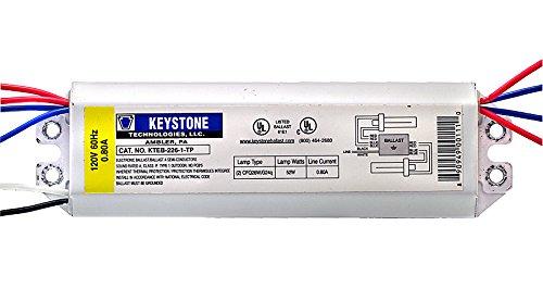 Keystone Technologies KTEB-226-1-TP Electronic CFL Ballast