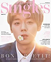 SINGLES 3月号(2019)WANNA ONE Park Ji Hoon【5点構成】本册+記事翻訳+WANNA ONEポスター+ WANNA ONEはがき2枚+/韓国版/