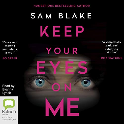 Keep Your Eyes on Me cover art