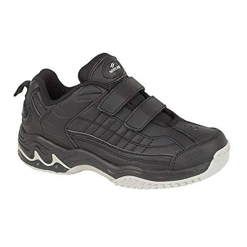 Mirak - Zapatillas deportivas modelo Contender para mujer (33 EU/Negro)