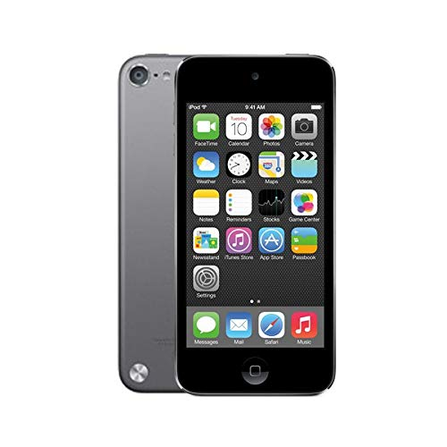 Apple iPod touch 32GB (5th Generation) - Space Gray (Certified Refurbished)