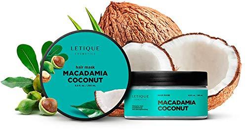 Letique Cosmetics Hair Mask MACADAMIA - COCONUT; 200ml