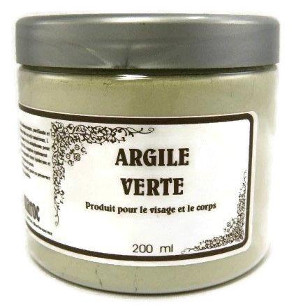 Argil Verte en poudre 200g