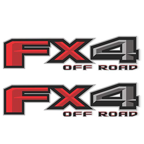 ford 4x4 decal - 6