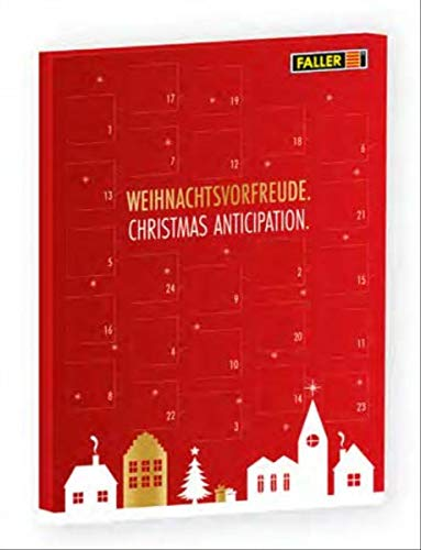 Faller Adventskalender 2020 Figuren H0 No. 190025