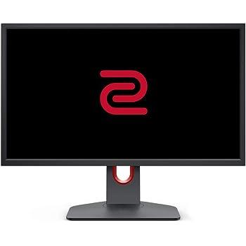 BenQ Zowie XL2540K 24.5 inch 240Hz Gaming Monitor | Smaller Base | Flexible Height & tilt Adjustment | XL Setting to Share | Customizable Quick Menu