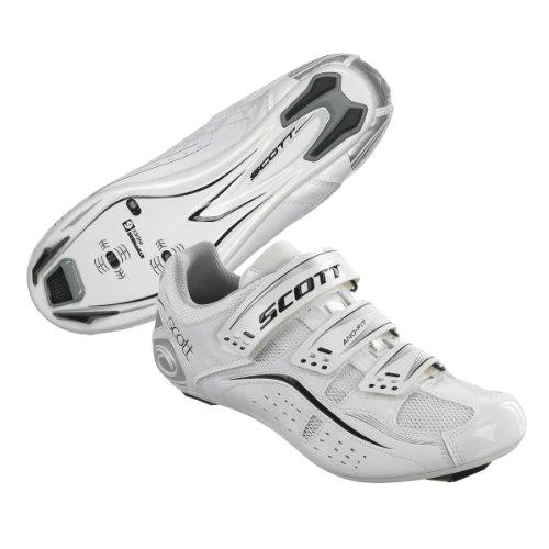 Scott 2275560002006 - Zapatillas de ciclismo, color blanco, talla DE: 40