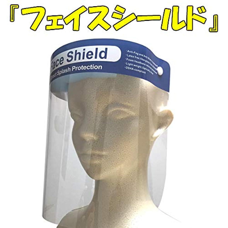 シネウィ可能にする上流の【クリアフェイスシールド】/オフ時の顔をフルガード/ダストからストーン、角質までしっかりブロック (5枚セット)
