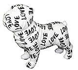 Pomme Pidou - Figura decorativa inglesa de bulldog Big...