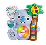 Fisher-Price GRG67 - BlinkiLinkis zählender Koala, musikalisches Kinderspielzeug von Fisher-Price