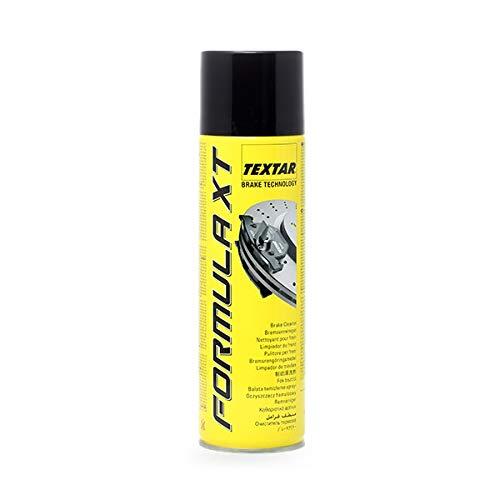 Textar Formula XT Bremsenreiniger Kupplungsreiniger Spray 500 ml Bremskolbenrücksteller