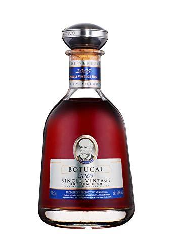 Botucal Single Vintage 2005 Rum 43{67147f4f5399b7a867e6629e2b2e91bb872336ef6dce844b50e11c694d4b4635} vol (1 x 0.7 l)