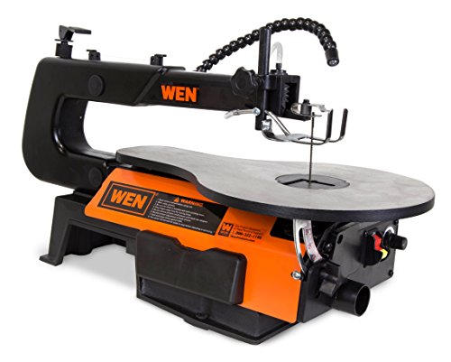 WEN 3921 16-inch Two Direction Variable Speed Scroll Saw Review