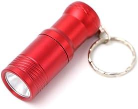 T6 Strong Light LED Flashlight, Aluminum Alloy, Mini Flashlight, Portable Keychain, Flashlight Emergency Light, Rotary Swi...