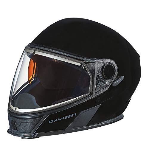 Ski-Doo 2021 Oxygen Helmet Black M (DOT)