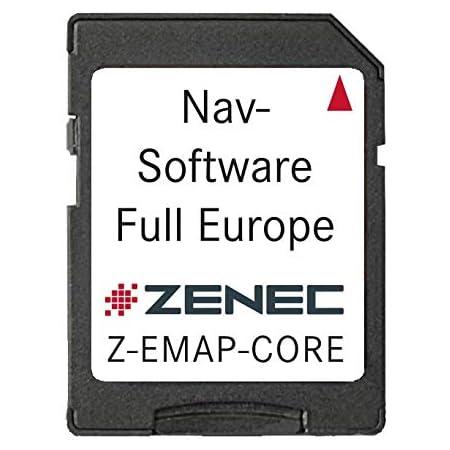Zenec Z N426 8 Gb Microsd Karte Mit Eu Karte 47 Länder Z N426 Sdfeu Navigation