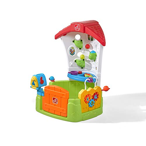 Step2 Toddler Corner House  Playhouse & Ball Activity