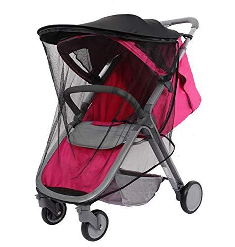 Winddicht Regendicht Sun Schutz Regenschirm Vorzelt Shelter Universal Zubeh/ör Gereton Baby UV Reinigungstuch Rayshade Buggy