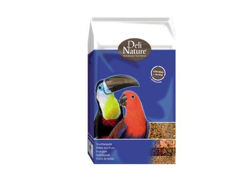 Deli Nature Vogelfutter Früchtepate, 1er Pack (1 x 10 kg)