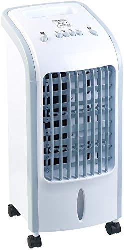 Sichler Haushaltsgeräte Aircooler: Luftkühler und -befeuchter mit Wasserkühlung & Swing-Funktion, 75 Watt (Luftkühler Klimageräte)
