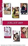 12 romans Passions + 1 gratuit (n°803 à 808 - Juillet 2019)
