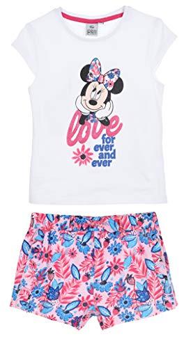 Minnie Mouse Niñas Camiseta y Short