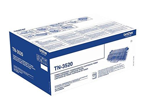 Brother original - Brother HL-L 6400 DWTT (TN3520) - Toner schwarz - 20.000 Seiten