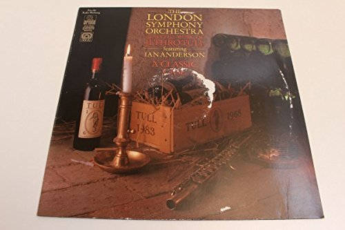 Unbekannt The London Orchestra Plays Symphonie The Music of Jethro Tull Vinilo LP 206575