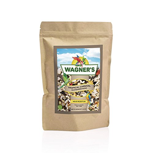 Wagner's | Papageienfutter Tropical Carnival - 2,5 kg