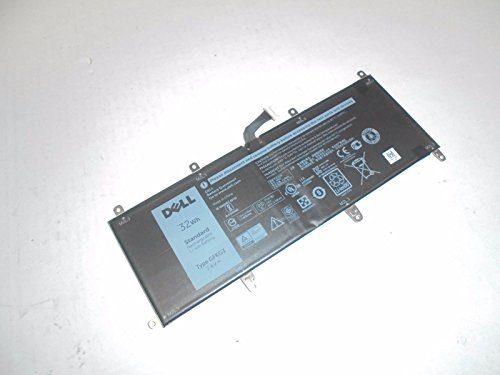 New Genuine Dell Venue 10 Pro 5056 Tablet 32Whr 7.4V Battery GFKG3