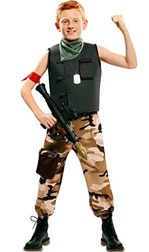EUROCARNAVALES Disfraz de Soldado de...