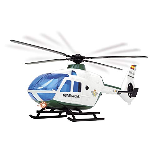 Helicóptero de 36cm de la Guardia Civil con luz y sonido (Dickie 1156001)