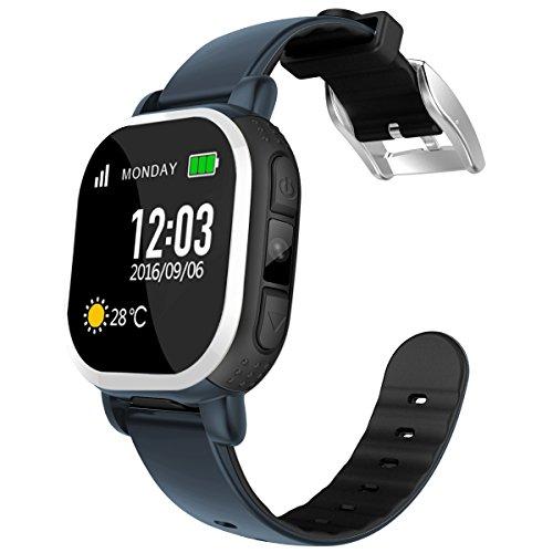 Reloj inteligente Tencent antipérdida para niños con seguimiento por GPS para mayor seguridad