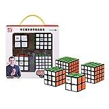 QIYI Toys Set Cubos Mágicos 2x2 - 3x3 - 4x4 - 5x5 | Cubo de Velocidad...