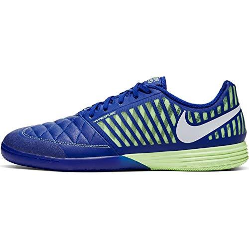 Nike Lunargato II IC – Blue-Volt 8