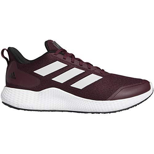 adidas Edge Gameday Shoe - Men's Running Team Maroon/White/Core Black