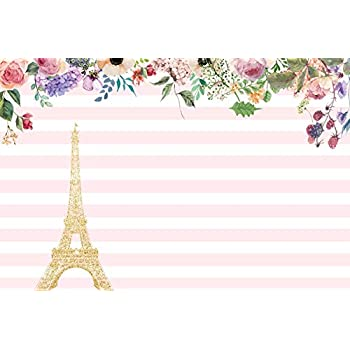 French Inspired Pattern European Culture Abstract Vintage Renaissance Background for Baby Birthday Party Wedding Vinyl Studio Props Photography Fleur De Lis 10x15 FT Photography Backdrop