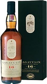 Lagavulin 16 años Islay Single Malt Whisky (1 x 0.7 l)