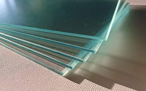 TEUTO BILDERRAHMEN Ersatzglas Echtglas klar 2mm 30 x 40 cm