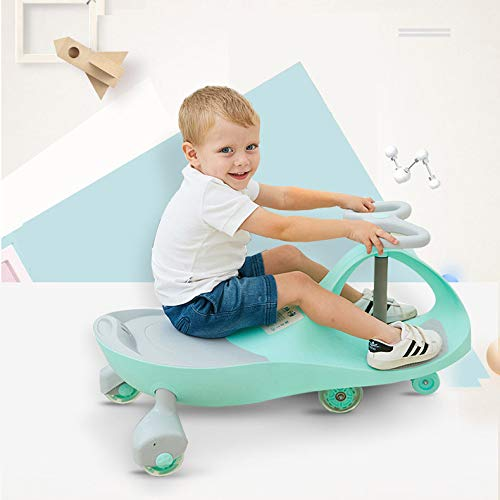 Learn More About Swing Car - Silent Mode/Reliable Weight/Exercise/Pp Material/Smooth Sliding Swing C...