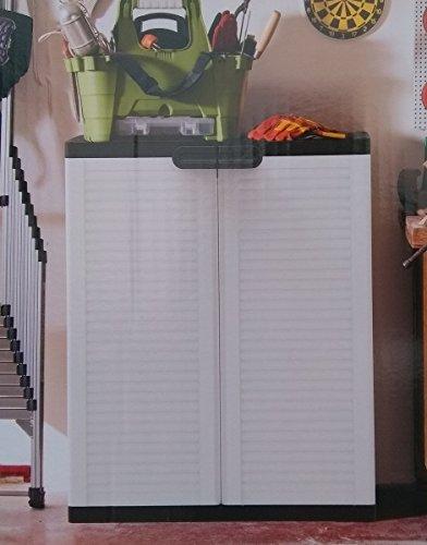 Keter Space Winner Bodenschrank Schrank 68 x 38 x 85 cm