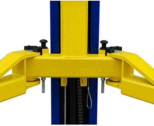 Xk 10,000lbs Car Lift L1100 2 Post Lift Car Auto Truck Hoist / 12 Month Warranty