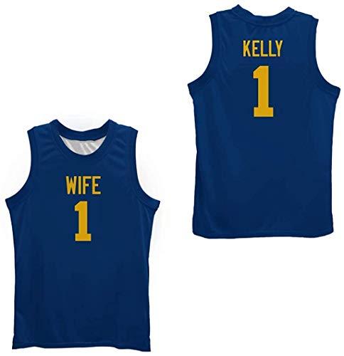 Kelly Wife No.1 Kelly Kapowski Blue Tank Top for Men