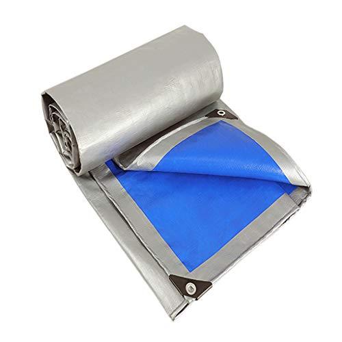 Patios A Prueba de Lluvia del paño, Impermeable Multiusos Lluvia Tela, Aislamiento térmico, a Prueba de Sol, Resistente a los UV, Pantalla de plástico del pabellón (Size : 3m×4m)