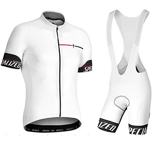 DAYANLONG Ropa De Ciclismo MTB,Bicicleta MTB Ropa Ropa De Moto De Secado Rápido Uniforme Mens Establecida,Ropa De Ciclismo para Deportes Al Aire Libre Ciclismo Ciclismo,S
