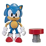 Sonic 4'- Classic Sonic w/ Spring- Wave 4 (Online) Articulated