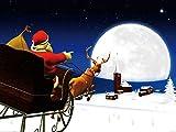 1art1 Weihnachten - Der Weihnachtsmann Kommt Mit Seinem
