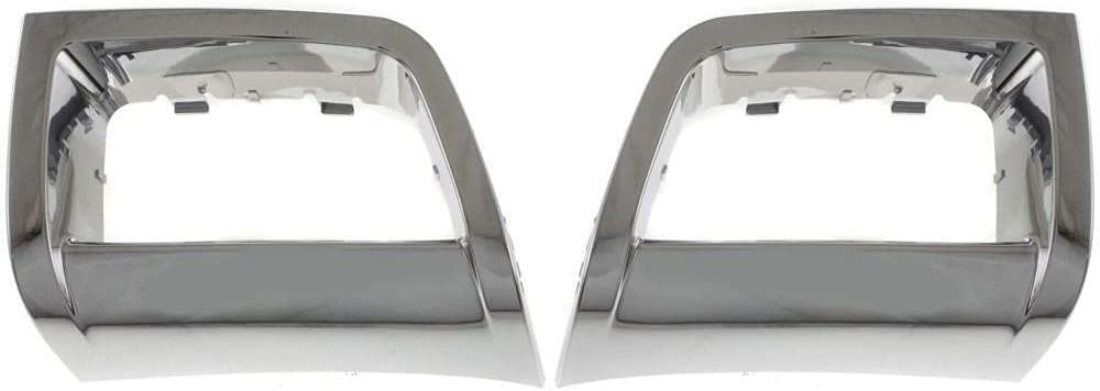 JENCH GM1038106 GM1039106 Fog Light Compatible It is New arrival very popular Trim Set with 200