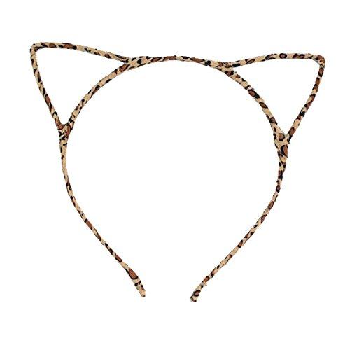 rosenice chat Bandeau d'oreille Fancy robe cosplay Party épingles à cheveux bijoux cheveux