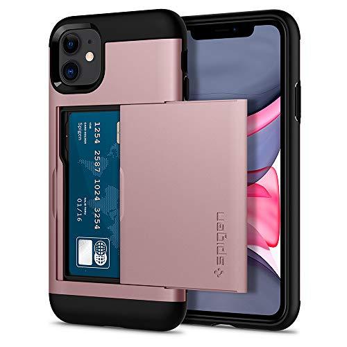 Spigen Slim Armor CS Designed for Apple iPhone 11 Case (2019) - Rose Gold
